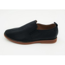 "AIROS ""Visi"" Black Loafers"