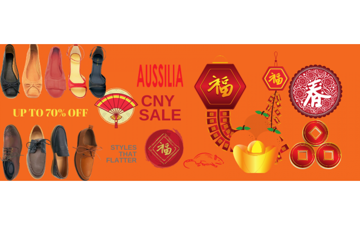 AUSSILIA's The Big CNY Sale