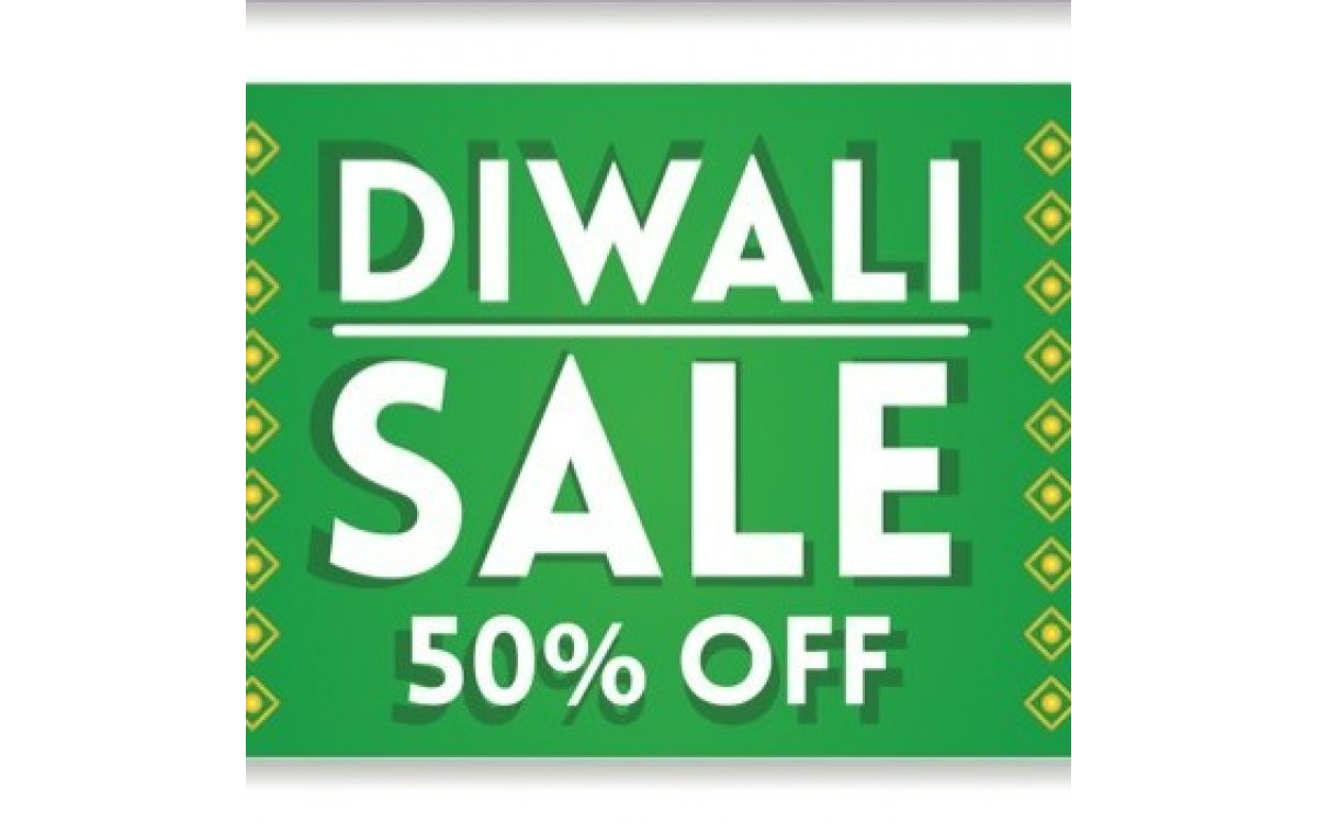 AUSSILIA DIWALI FLASH WEEKEND SALE FROM 25 TO 27 OCTOBER 2019