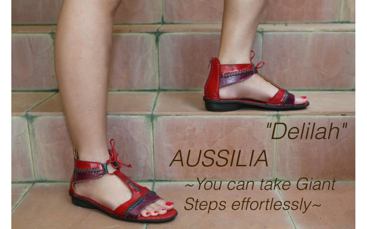Sandals: Comfortable and Simple Footwear with Long History
