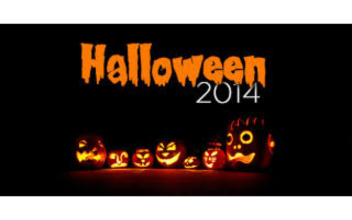 Its Halloween & Today is Friday 31st