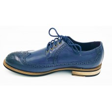 "AIROS ""Alexson"" Blue Oxfords"