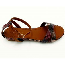 "AUSSILIA ""Aliya"" Red-Brown"