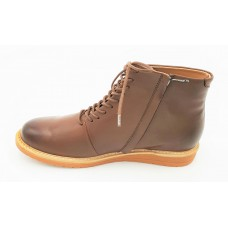 "AIROS ""Ambrosio"" Dark Brown Ankle Boots"