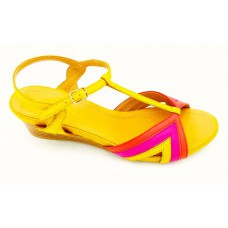 "AUSSILIA ""Bella"" Pink Yellow"
