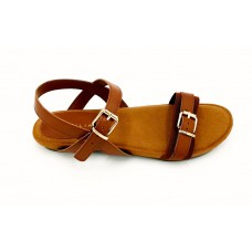 "AUSSILIA ""Nene"" Brown Hiking Sandal"